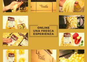 Pasta fresca La Torre comprare online