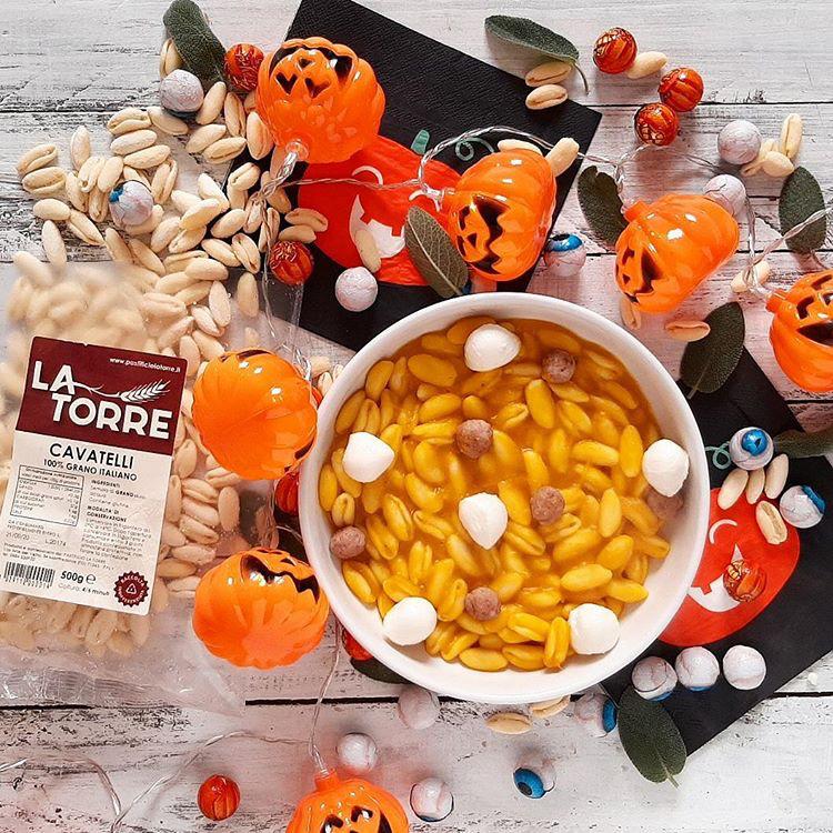 Cavatelli Halloween